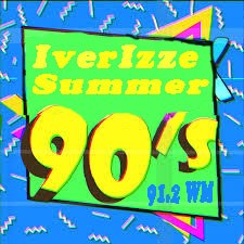 IverIzze Summer 90's 91.2