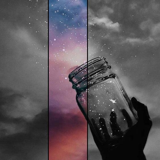 Enas magemenos galaxias
