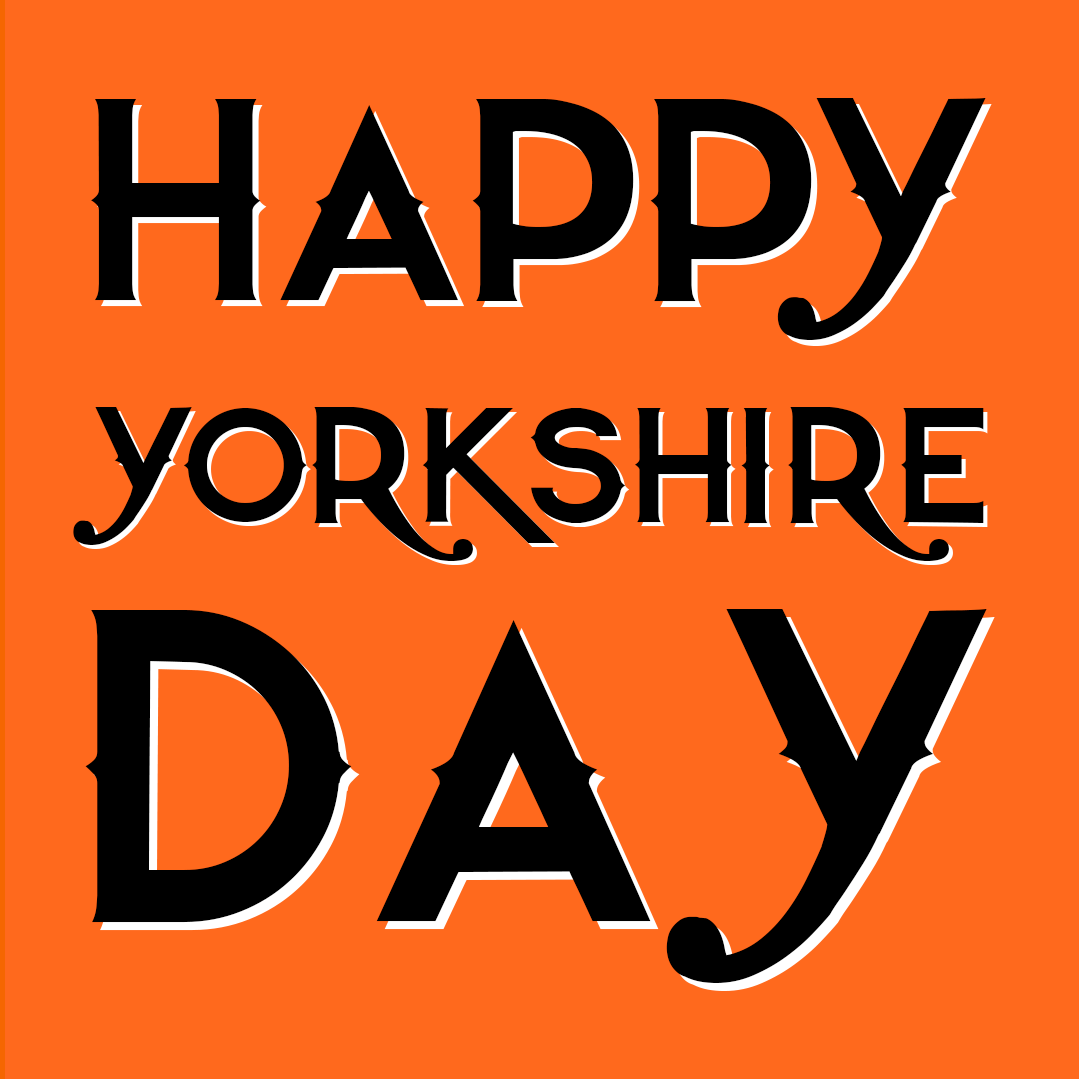 WTFE - It's a Yorkshire Thing.