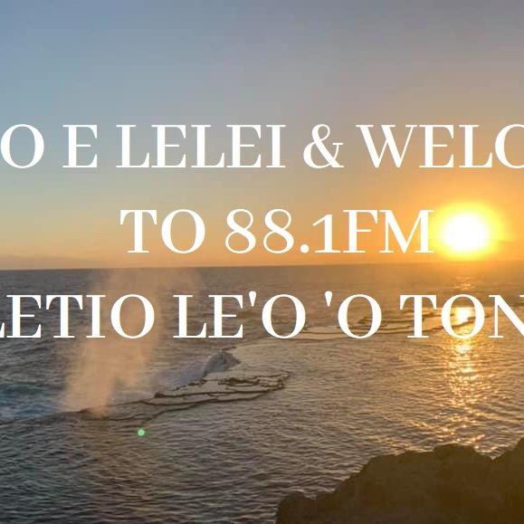 Letio Le'o 'o Tonga