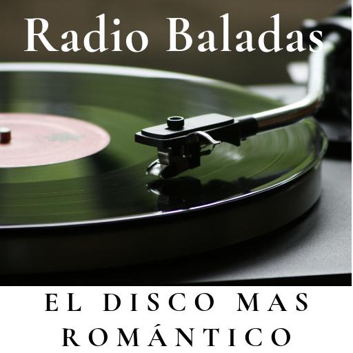 Radio Baladas El Disc mas Romantico