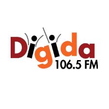 106.5  Digida fm uganda