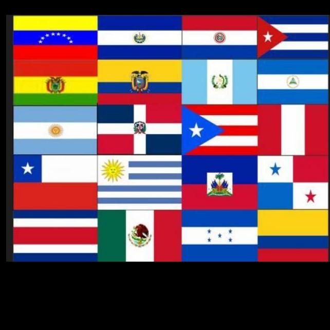 Latinos Por El Mundo Fuerza
