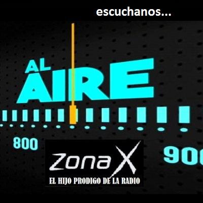 Zona X El Hijo Prodigo de la Radio
