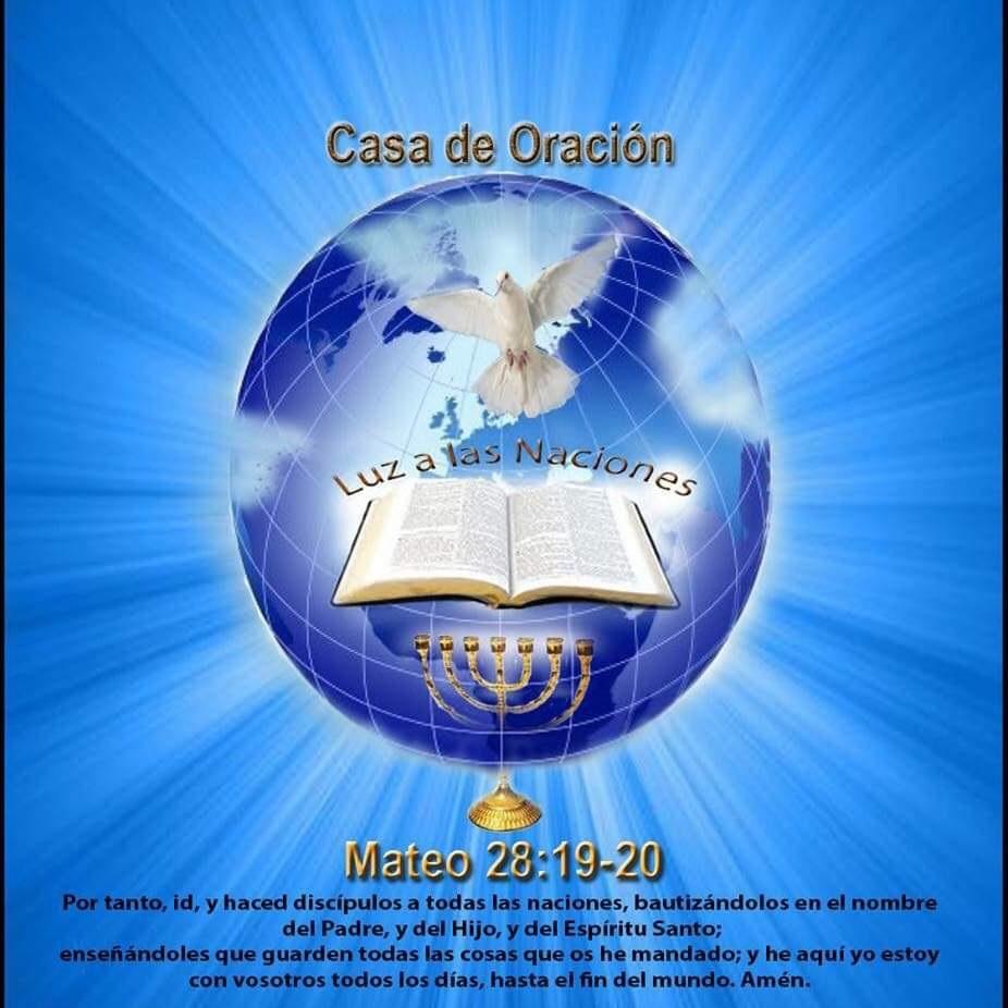 Casa De Oracion Luz a Las Naciones