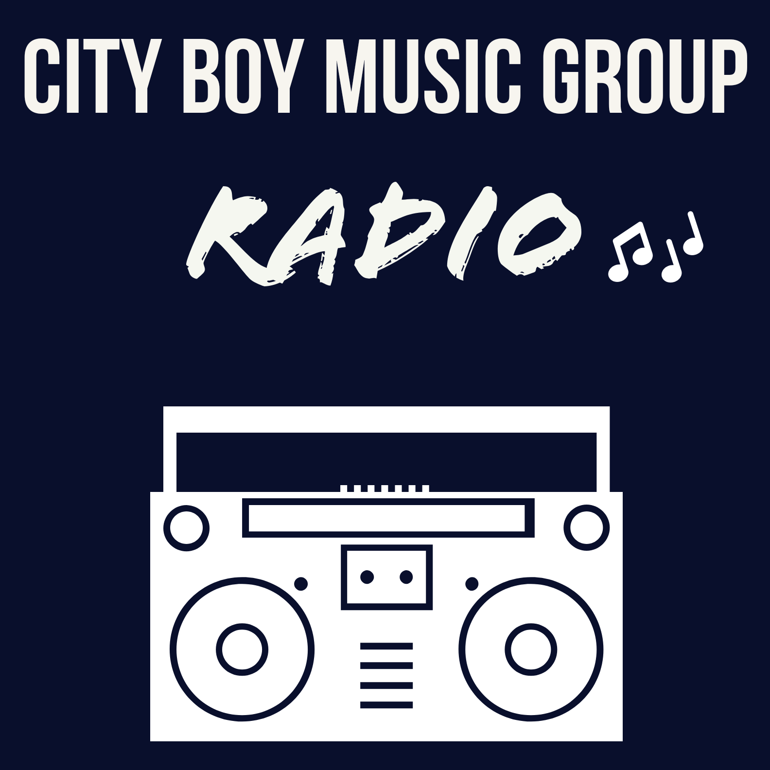 City Boy Music Group Radio