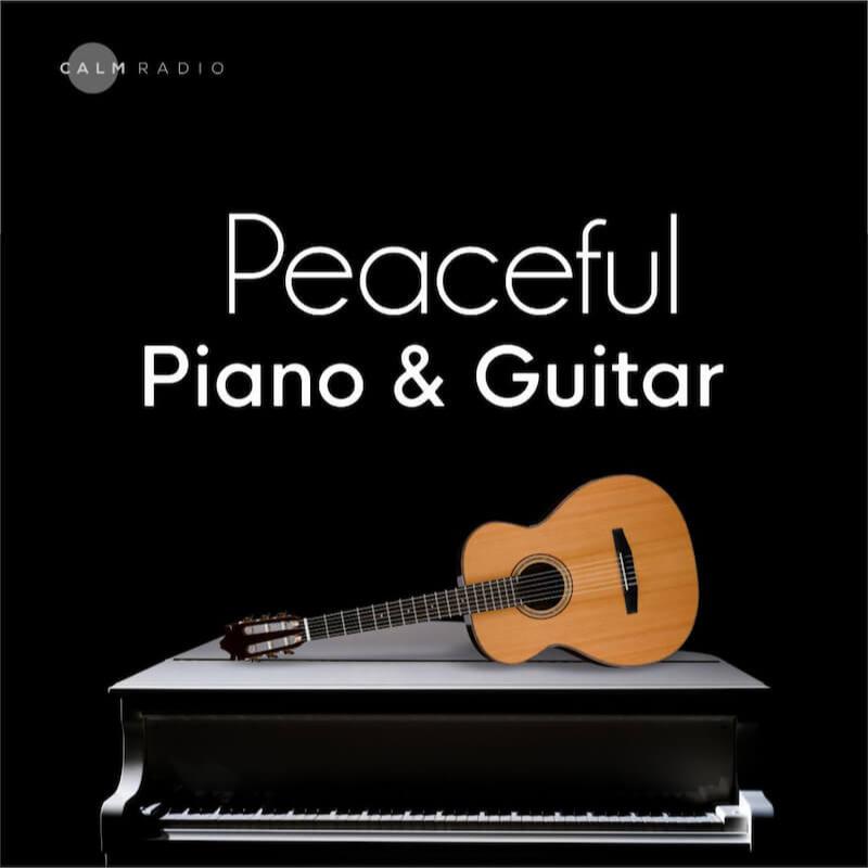 CALMRADIO.COM - Peaceful Piano & Guitar