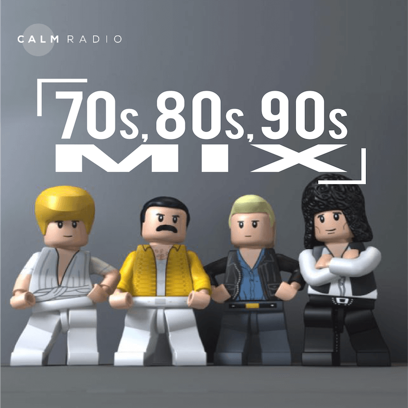 CALMRADIO.COM - 70s, 80s, 90s Mix
