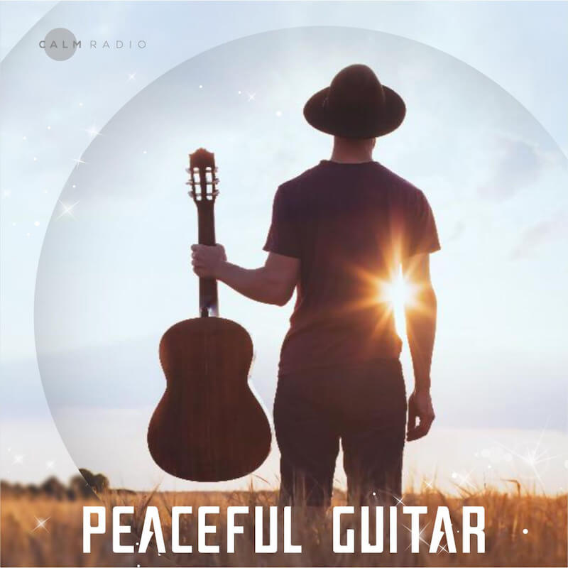 CALMRADIO.COM - Peaceful Guitar