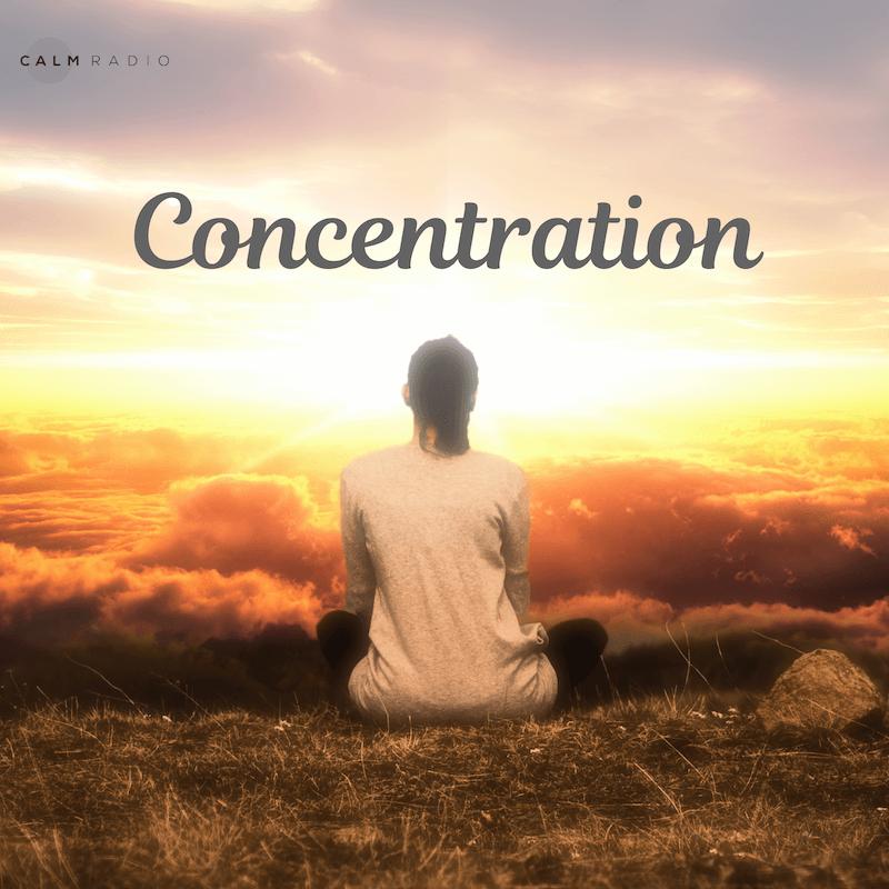 CALMRADIO.COM - Concentration