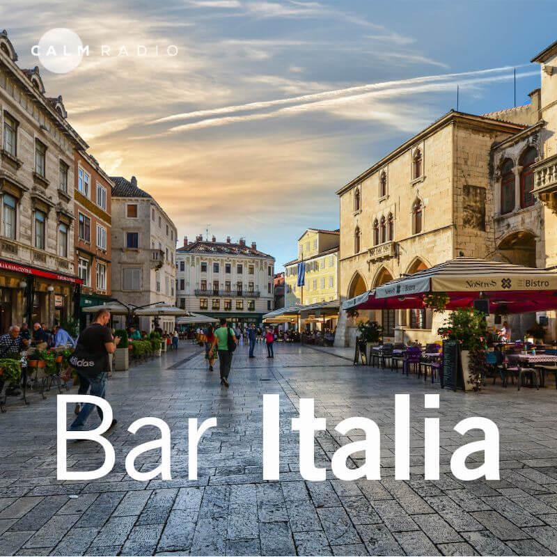 CALMRADIO.COM - Bar Italia