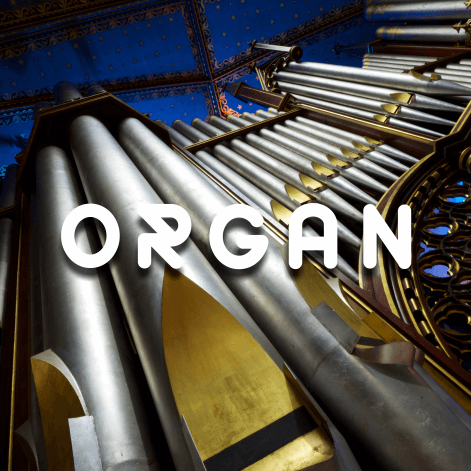 CALMRADIO.COM - Organ