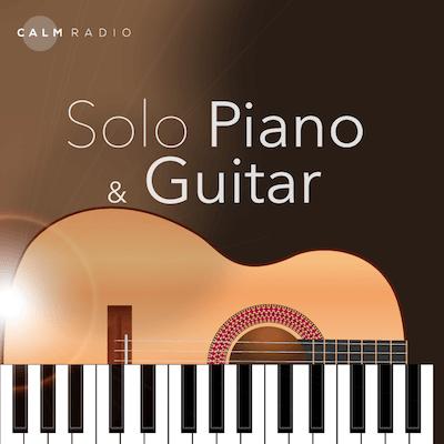 CALMRADIO.COM - Solo Piano & Guitar