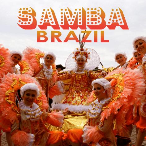 CALMRADIO.COM - Samba Brazil