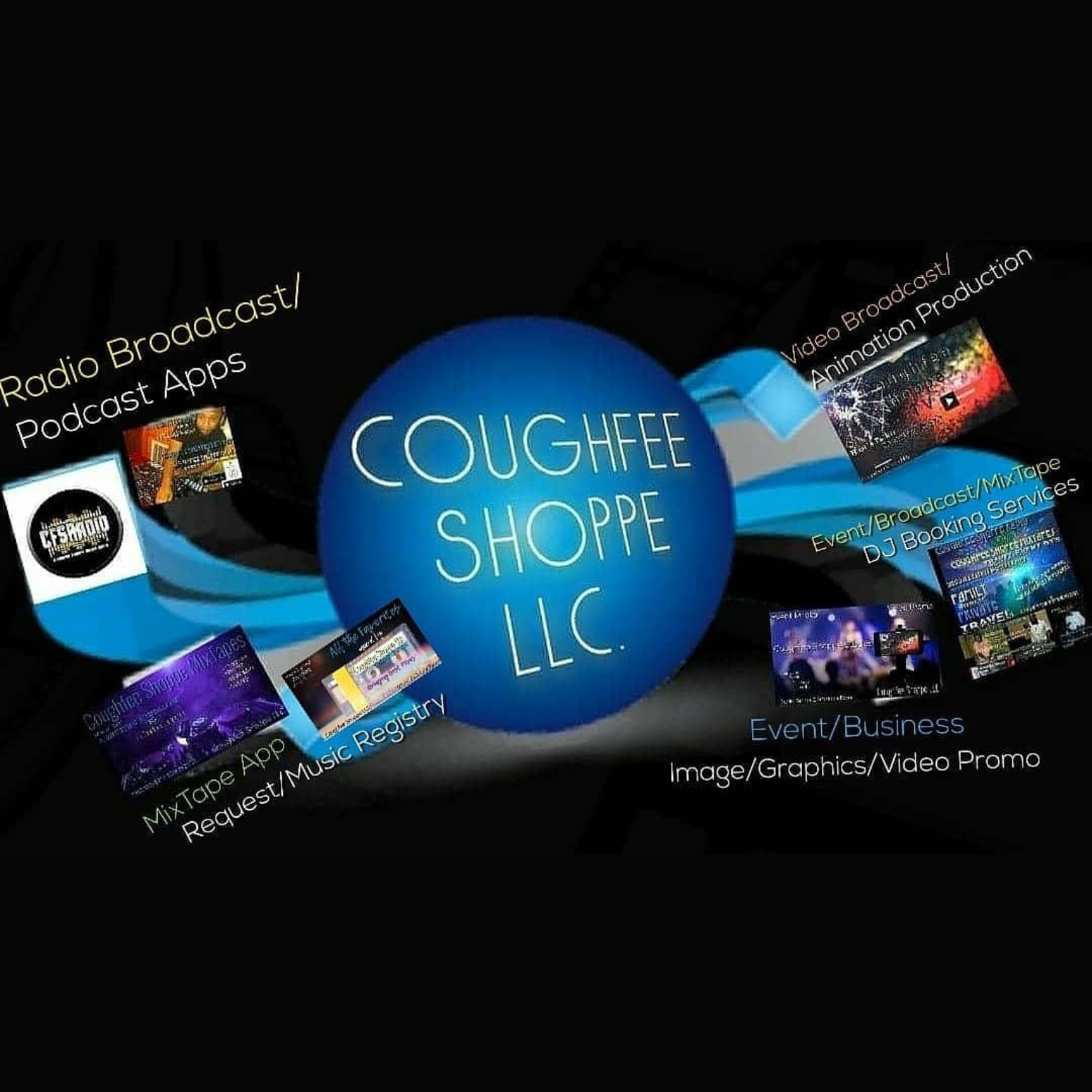 Coughfee Shoppe Radio