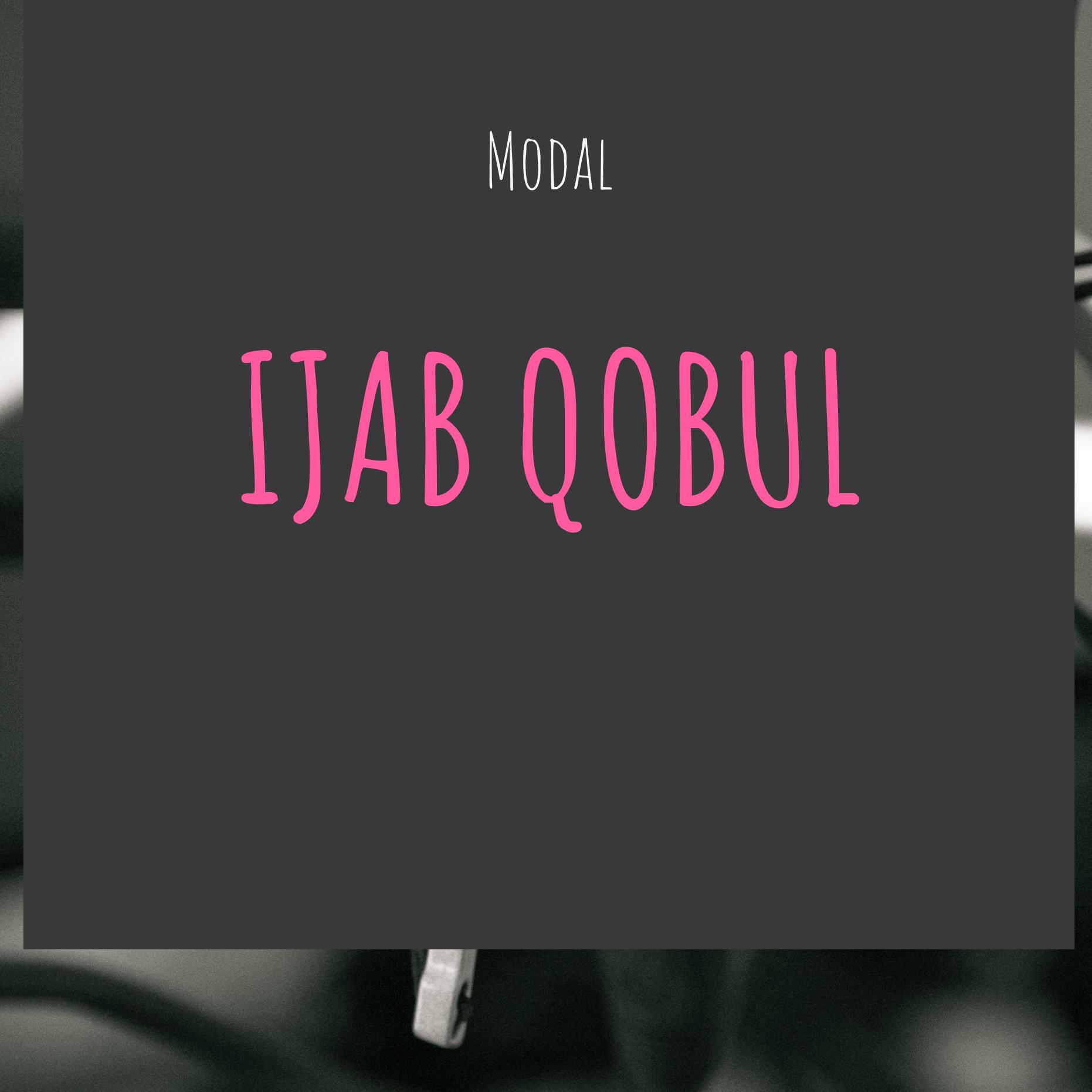 Modal Izab Qobul