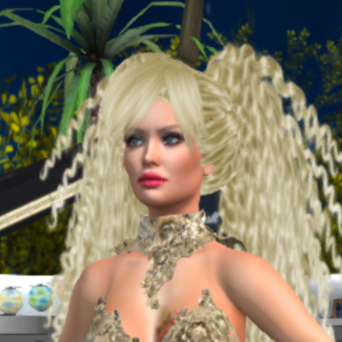 Idella Quandry Live From Second Life