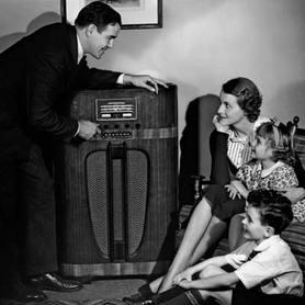British Home Front Radio Server 1