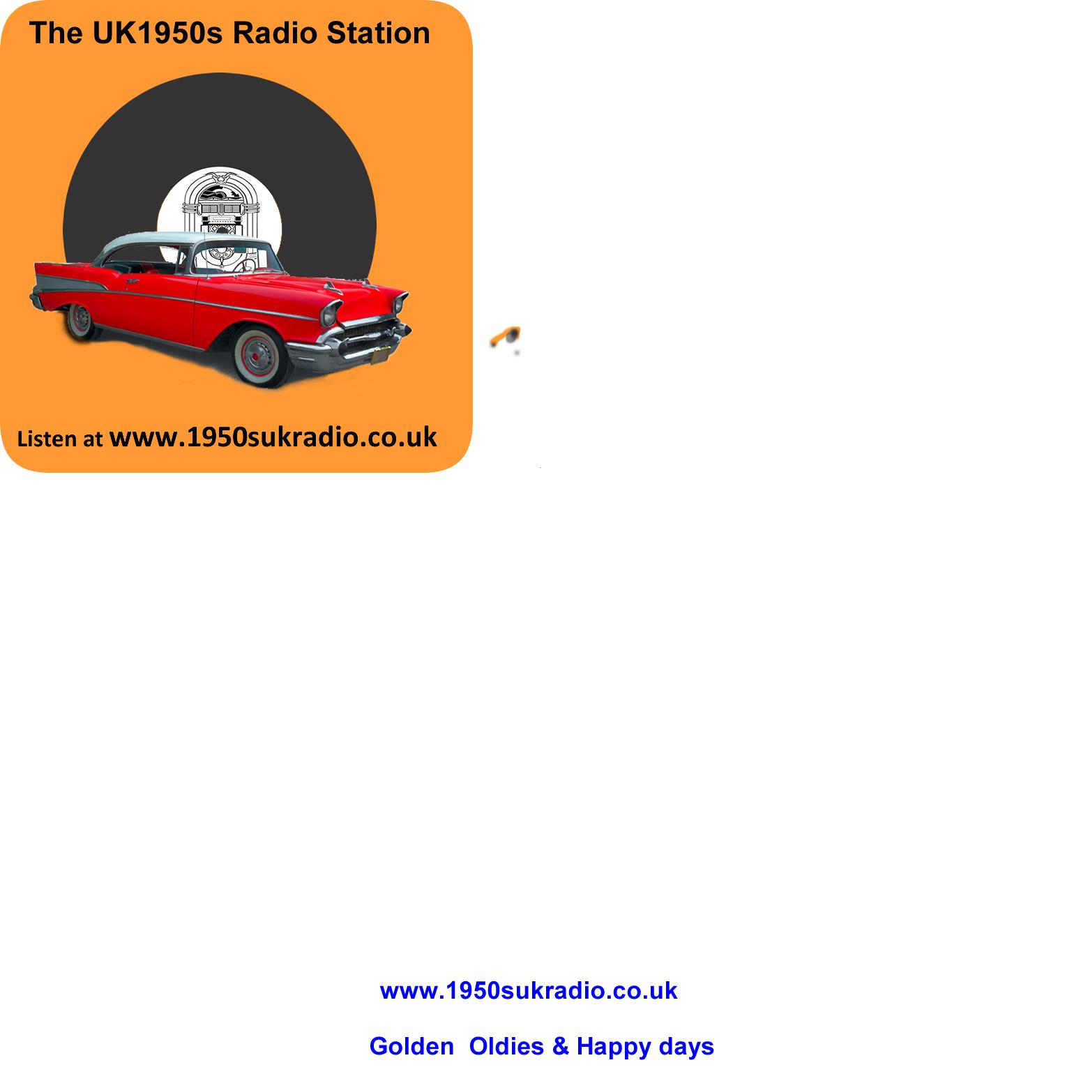 The UK 1950s Radio Station (Main Server)