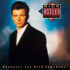 80S Rick Astley & Friends